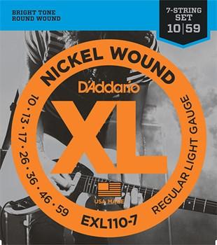 EXL110-7 XL NICKEL WOUND