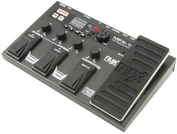 NUX-MFX-10 Гитарный процессор Cherub - фото 11147