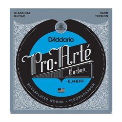 D'Addario EJ46FF Pro-Arte Carbon сильное натяжение - фото 12746
