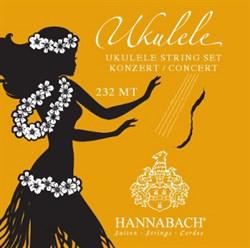 Hannabach 232MTдля укулеле концерт - фото 12881
