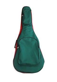 MEZZO MZ-ChG-12-3red/greenЧехол для гитары дредноут