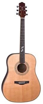 NARANDA DG305SNA гитара с массивом верхней деки