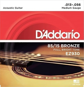 D`Addario EZ930 .013 - .056