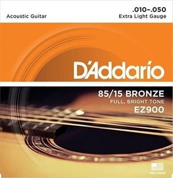 D`Addario EZ900 .010 - .050