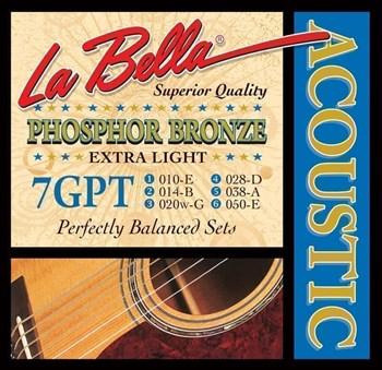 7GPT 10-50, La Bella