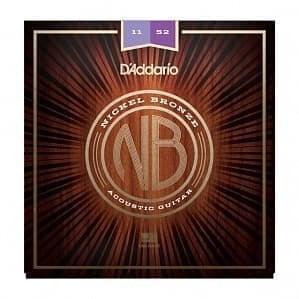 NB1152 Nickel Bronze 11-52, D'Addario