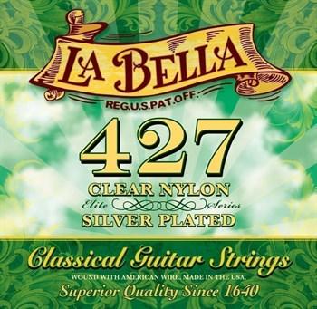 427 Струны для классической гитары La Bella