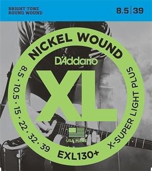 EXL130+ Nickel wound, 8.5-39, D'Addario - фото 4581