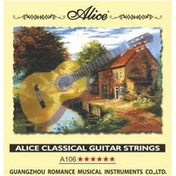 Alice A106-H .028 - .044 нейлоновые струны