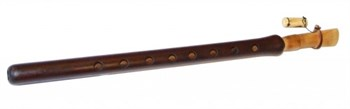 """Ararat S110 А - Дудук, строй """"ля"""", абрикосовое дерево, трость в комплекте"""