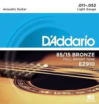 D`Addario EZ910 .011 - .052