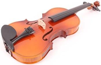 VB-290-1/2 Скрипка 1/2 в футляре со смычком, Mirra