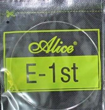 Alice E-1st первая струна, толщина 10 - фото 7190