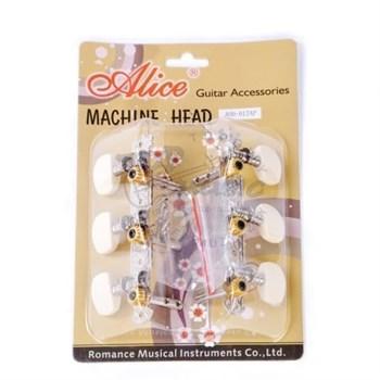 AOD-017AP Комплект колковой механики для классической гитары,Alice
