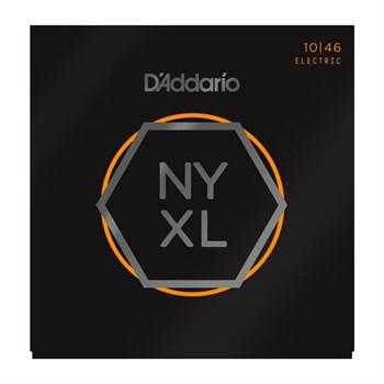 NYXL1046 NYXL, никелированные, Regular Light, 10-46, D'Addario - фото 8814