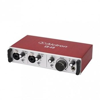 U48 Аудиоинтерфейс USB, Alctron - фото 8861