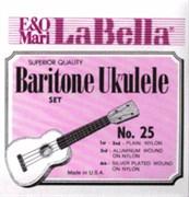 La Bella 25-BARITONE для укулеле баритон