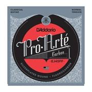 D'Addario EJ45FF Pro-Arte Carbon  нормальное натяжение