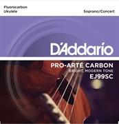D'Addario EJ99SC Pro-Arte Carbon сопрано/концерт