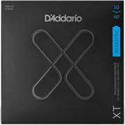 D'Addario XTAPB1047-12 для 12-струнной акуст. гитары, 10-47, с покрытием