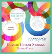 Hannabach 600MT Silver-Plated Green