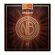 NB1047 Nickel Bronze 10-47, D'Addario