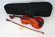 Скрипка 3/4 с футляром и смычком MV-002 Carayа