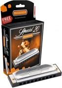 HOHNER Special 20 560/20 C губная гармошка - Richter Classic