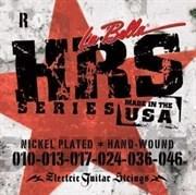 HRS-R Hard Rockin Steel Regular, 10-13-17-26w-36-46, La Bella