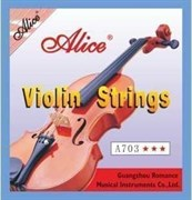 A703A Струны для скрипки. Alice