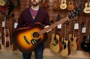 AD810-SSB Cort гитара