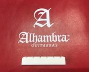 9.657 Порожек верхний для классической гитары, кость, Alhambra