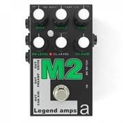 M-2 LEGEND AMPS 2 ДВУХКАНАЛЬНЫЙ ГИТАРНЫЙ ПРЕДУСИЛИТЕЛЬ M2 (JM-800), AMT ELECTRONICS
