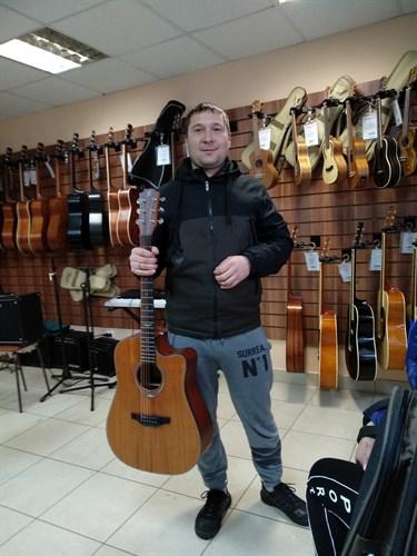 Отзыв о гитаре Флайт