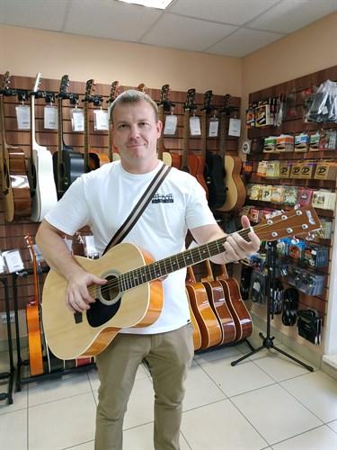 Гитара Хомадж