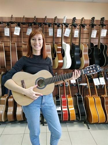 Гитара Севилья